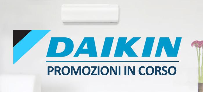 promozioni dainkin climatizzatori condizionatori novara